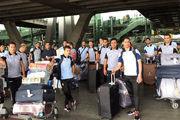 تیم فوتسال مس سونگون وارد تایلند شد