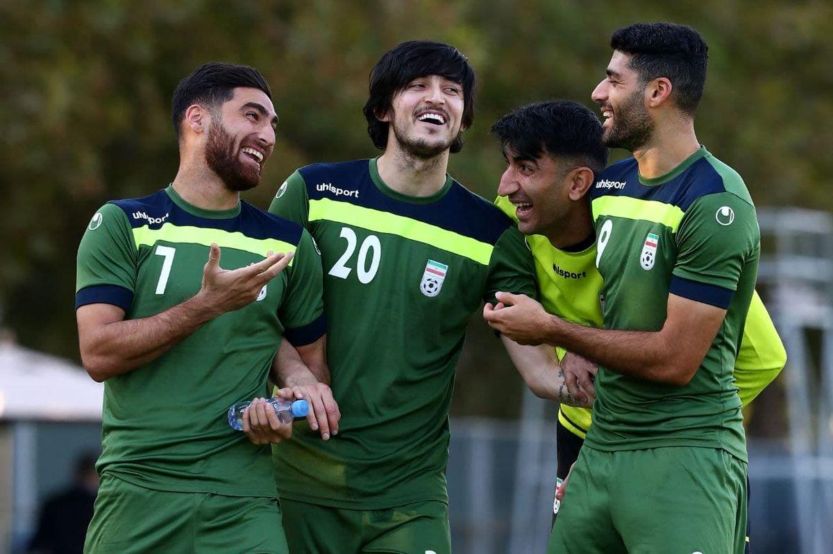 ترکیب احتمالی ایران برابر کره جنوبی
