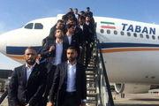 کی روش و شاگردانش به امارات رسیدند
