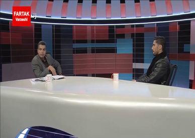 صحبتهای حسینی در مورد پیشنهاد قرارداد پرسپولیس + فیلم