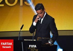 خداحافظی برنده جایزه پوشکاش از فوتبال