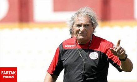 ناکامی پرسپولیس در مذاکره با مانوئل ژوزه