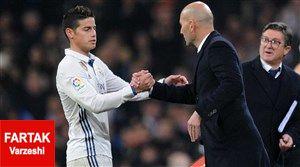 رئال مادرید در سودای بازگرداندن خامس رودریگز به برنابئو