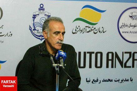 محمد احمدزاده: داور گل صحیح ما را مردود اعلام کرد