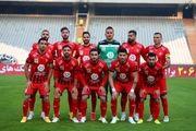 AFC مختصات لباس پرسپولیس را تایید کرد