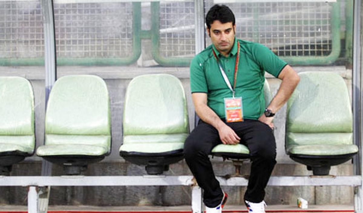 نظرمحمدی: تقصیر من نیست، بازیکنان همچنان در اعتصاب به سر می برند