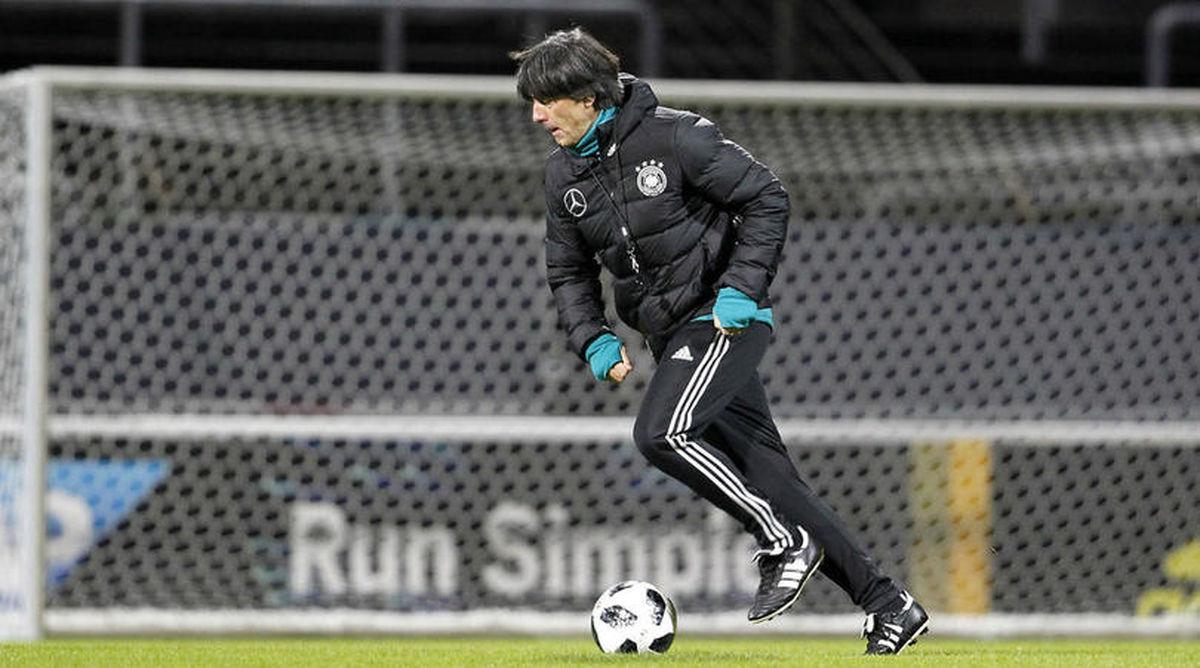 فدراسیون فوتبال آلمان همیشه از یوواخیم لوو ممنون خواهد بود!