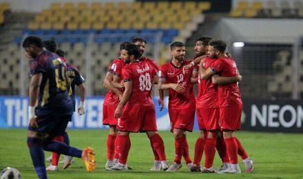 پرسپولیس 1_0 الوحده / نایب قهرمان آسیا با برد به مسابقات برگشت