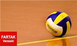 برنامه مسابقات والیبال انتخابی جهان در اردبیل اعلام شد