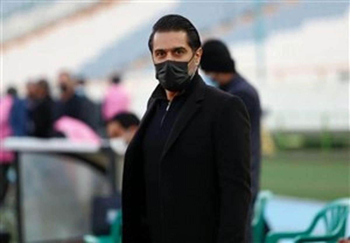 پیروانی: حتی سرمربی الهلال هم در این مدت مصدوم شد