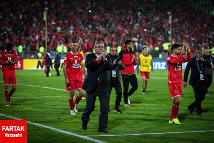 پرسپولیس افتخار فوتبال ایران است!