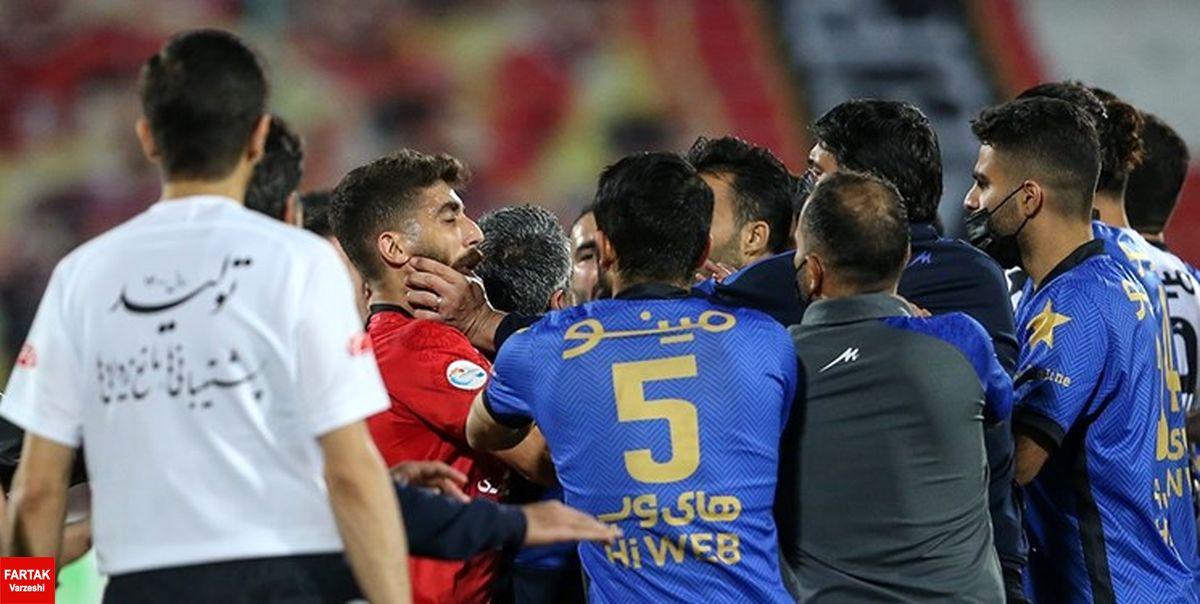 شکایت باشگاه استقلال از دومین بازیکن پرسپولیس