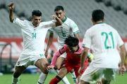 انتخابی جام جهانی ۲۰۲۲| دیدار عراق و لبنان برنده نداشت
