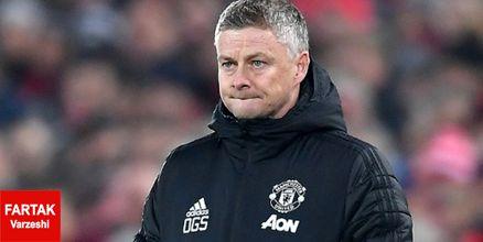 سرمربی یونایتد پایان فصل میرود؟