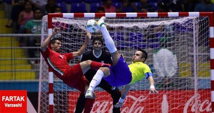 جدید ترین رنکینگ فوتسال جهان/ برزیل سقوط کرد، ایران با آرژانتین هم امتیاز شد