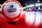 اعلام برنامه مسابقات هفته اول تا چهارم لیگ برتر فوتسال