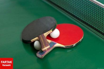آغاز مسابقات تنیس روی میز با شروع طوفانی مارسلو پارگوئه ای