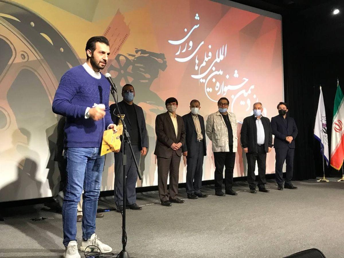 احمدی و روا برنده عنوان گزارشگر و مجری برتر شدند