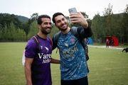 مسعود شجاعی و نمایش امیدوار کننده