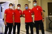 تست کرونای دوباره از تیم ملی ایران