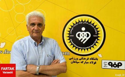 اخوان: حاج صفی از هفته سوم بازی می کند/ از وضعیت عقیلی بی خبرم
