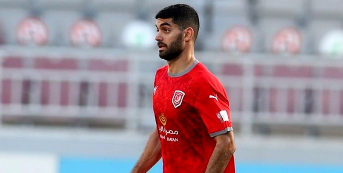 علی کریمی به قطر بازگشت