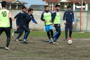 گزارش تصویری از تمرینات تیم شهرداری آستارا به روایت دوربین محمد اشجعی