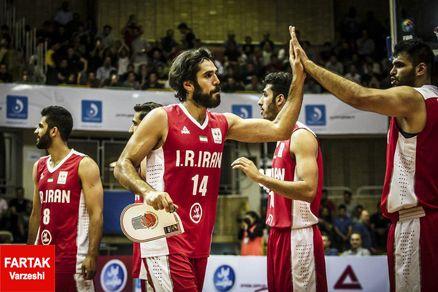 انتخابی جام جهانی  تیم ملی بسکتبال بدون حدادی و نیکخواه بهرامی به ژاپن رفت