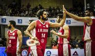 انتخابی جام جهانی| تیم ملی بسکتبال بدون حدادی و نیکخواه بهرامی به ژاپن رفت