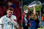 برای مسی موفقیت در بارسا مهم تر از آرژانتین است