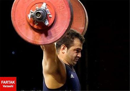 پایان رکوردگیری نهایی تیم ملی وزنه برداری/ مرادی رکورد دنیا را شکست