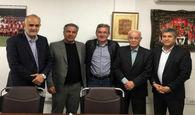 جلسه هیات مدیره باشگاه پرسپولیس برگزار شد