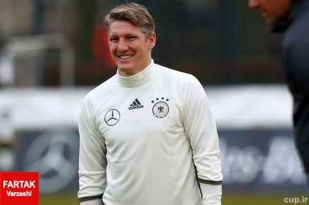 رکورد شکنی شواین اشتایگر در تیم ملی آلمان