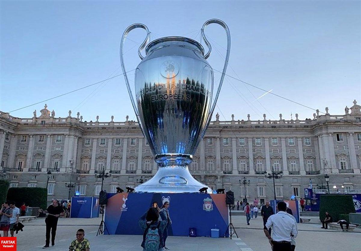درخواست باشگاه های اروپایی از یوفا؛ چمپیونزلیگ 48 تیمی شود