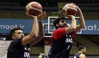لیست نهایی بازیکنان تیم ملی بسکتبال اعلام شد