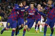 دستمزد بازیکنان بارسلونا رسما کاهش یافت