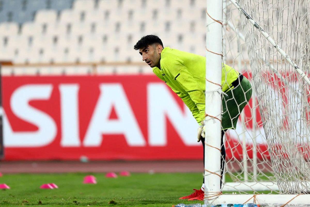 بیرانوند به دنبال پوکر در تیم ملی
