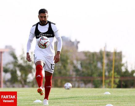 قدوس: درمورد بازی کردنم در جام ملتها باید از کارلوس کیروش سوال کنید