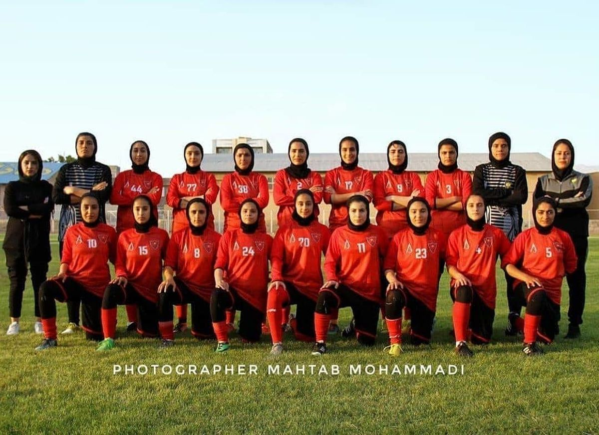 صعود مقتدرانه کیان نیشابور به لیگ برتر بانوان
