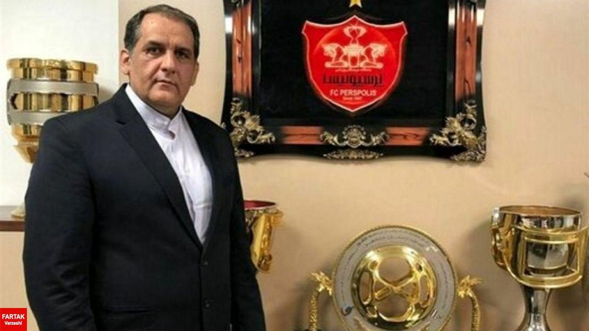 رسولپناه: اجازه جدایی به بشار رسن نمیدهیم/ مشکل خلیلزاده را حل میکنیم