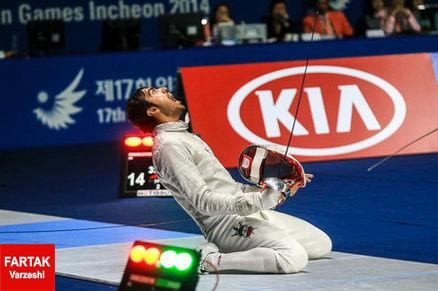 شکست نزدیک پاکدامن در المپیک