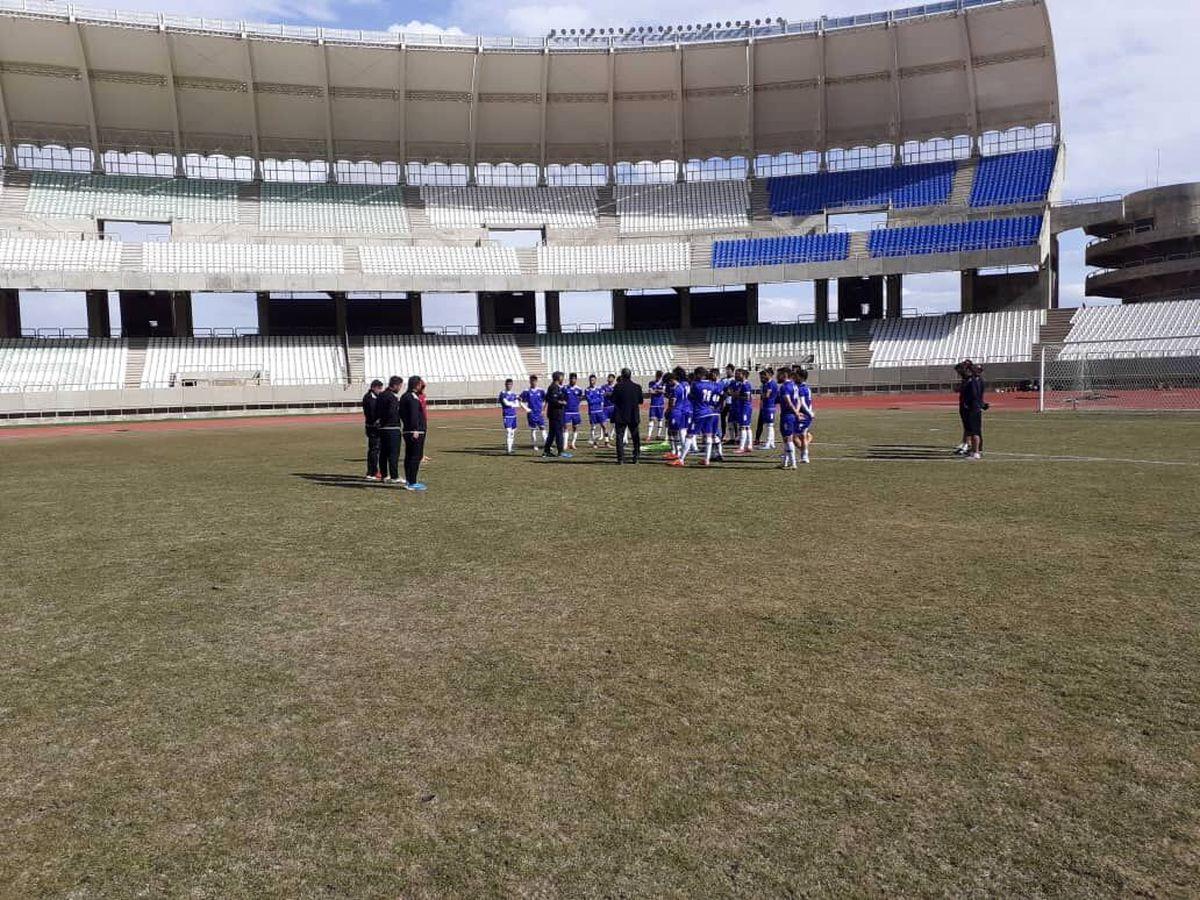 سرمربی تیم قشقایی شیراز: جام حذفی فوتبال را جدی گرفتهایم