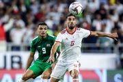 اردن میزبان دیدار تیمهای ملی فوتبال ایران و عراق شد