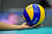 سازمان لیگ دو دیدار والیبال را لغو کرد