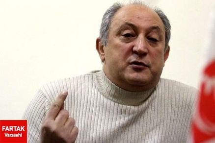در استقلال درگیر حاشیه شوم نمی مانم / منصوریان از من خواست کنارش باشم