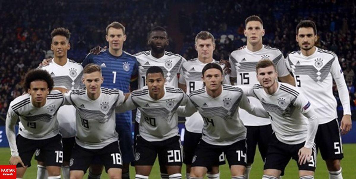 یورو 2020| مصدومان آلمان برای بازی با انگلیس آماده شدند