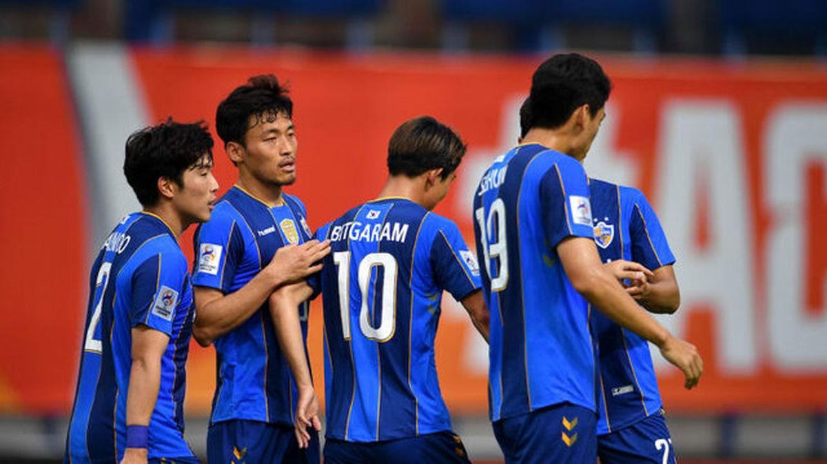 نتایج گروههای F و I لیگ قهرمانان آسیا/ نمایندگان ژاپن و کرهجنوبی در صدر