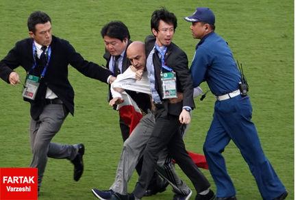 رسانه ژاپنی: احتمال جریمه کاشیما به خاطر شکایت پرسپولیس