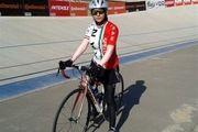 مرگ قهرمان دوچرخهسواری ایران درتصادف بادرخت(عکس)