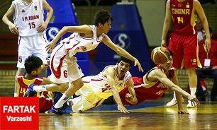 ایران با غلبه بر مدافع عنوان قهرمانی به نیمه نهایی رسید